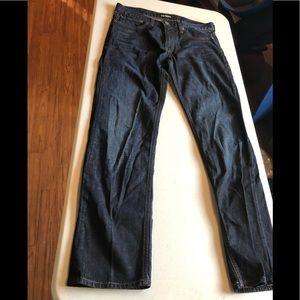 Men's Express Slim Straight Jeans